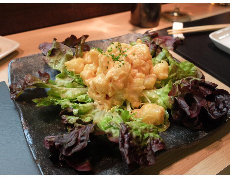 99 sushi bar tempura