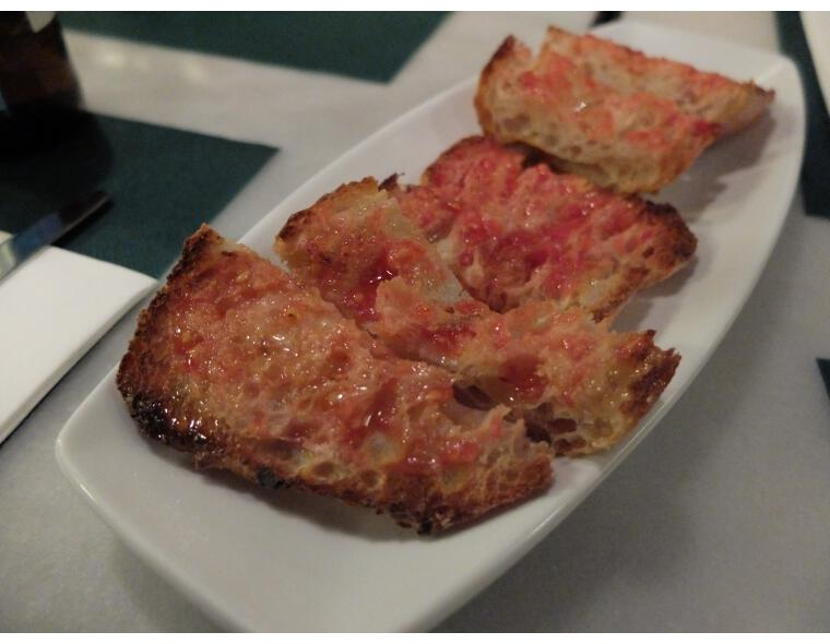 la bodegueta de provença pan tumaca