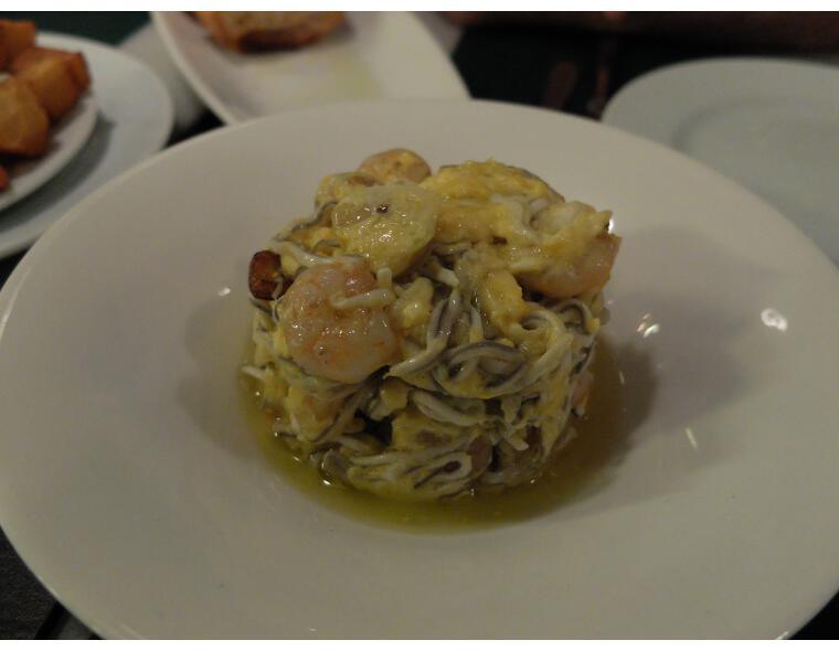 la bodegueta de provença revuelto gulas