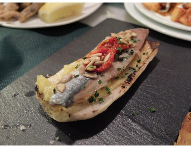 la bodegueta de provença sardina ahumada
