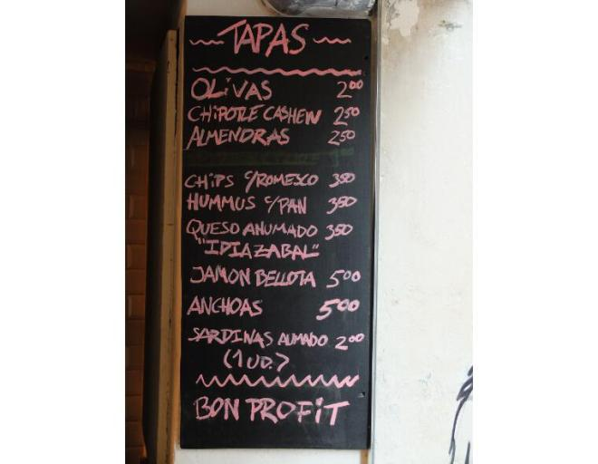 kaelderkold barcelona menu tpas
