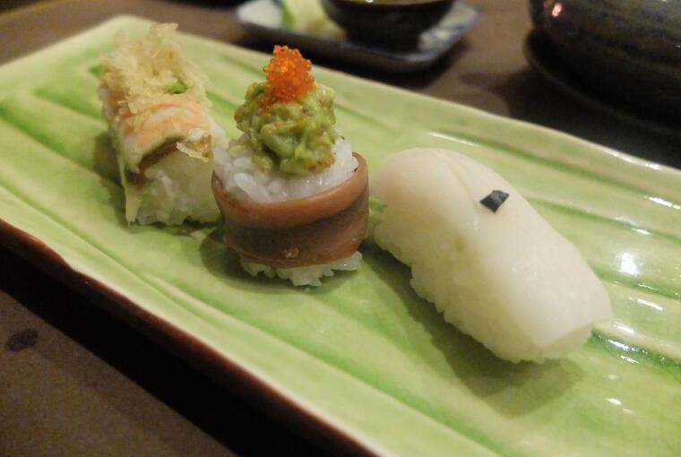 Restaurante Soy de Pedro Espina – Un menú degustación japonés que es artesaníapura