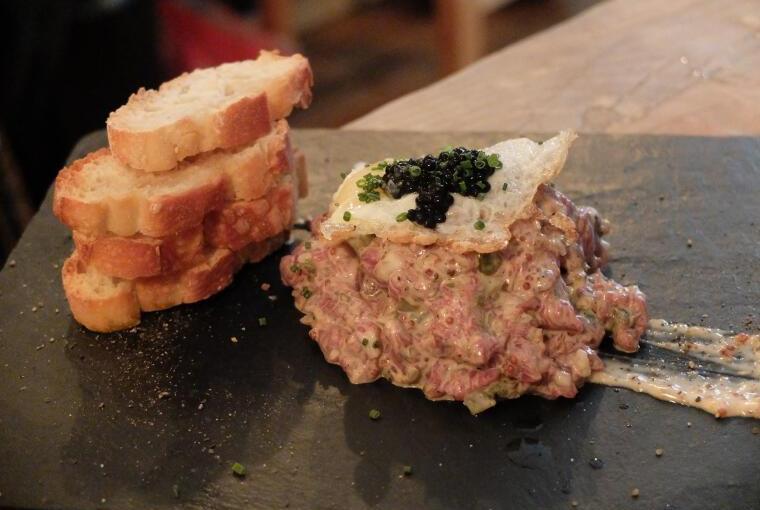 Restaurante Tandem Madrid – El mejor Steak tartare del barrio de lasletras