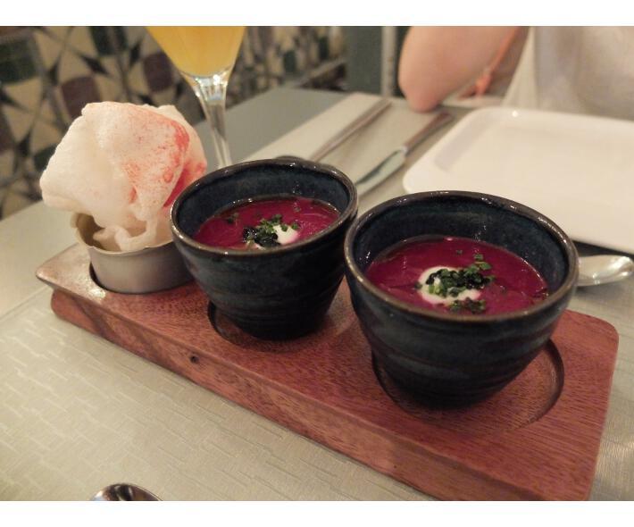 restaurante bacira madrid