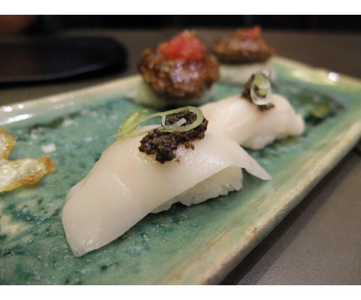 Kabuki pez mantequilla