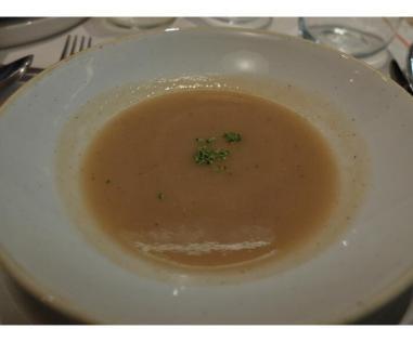 Huerta de Carabaña - Crema de chirivias