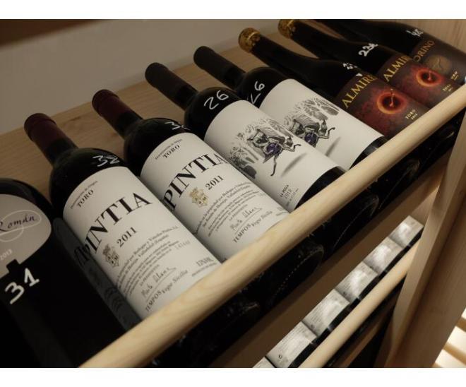 Huerta Carabaña - Cava de vinos