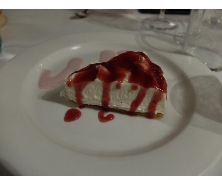 restaurante gele tarta de queso