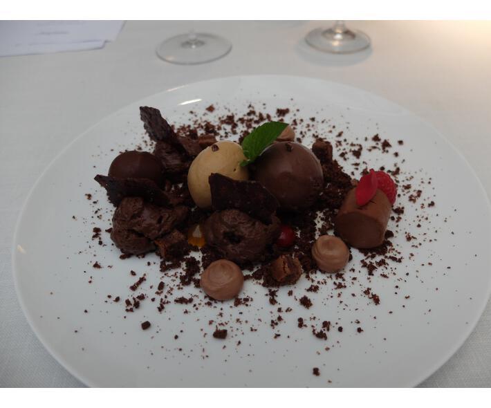 cenador de amos chocolate