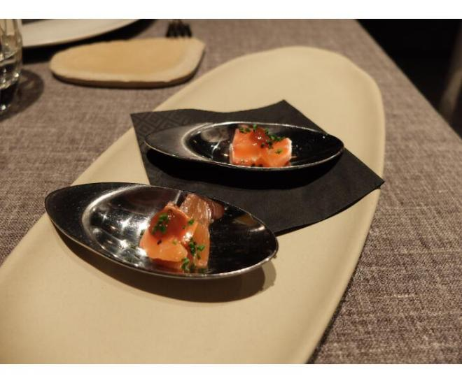 lakasa aperitivo salmon