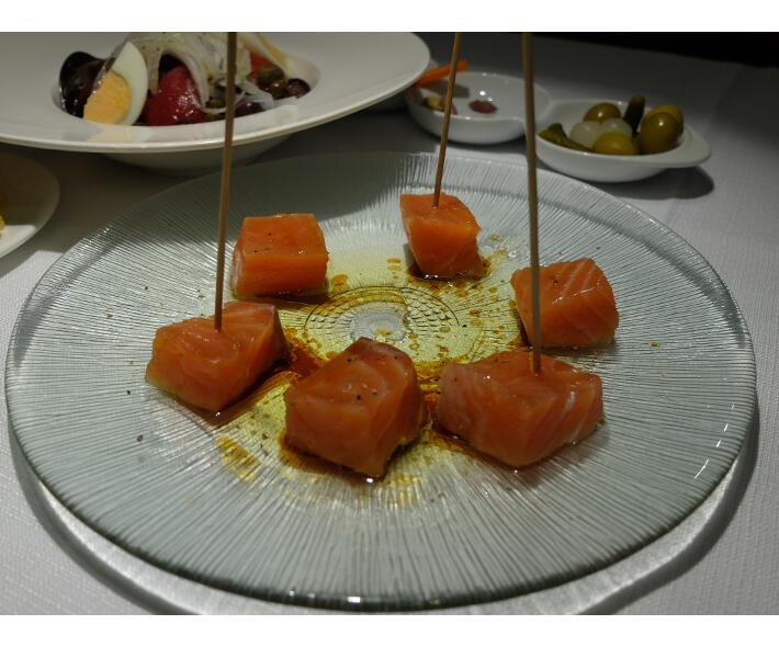 hispano murcia salmon