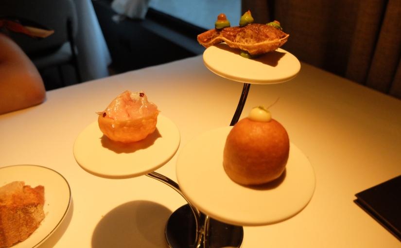 Restaurante Clos Madrid – Vuelta a lasandadas