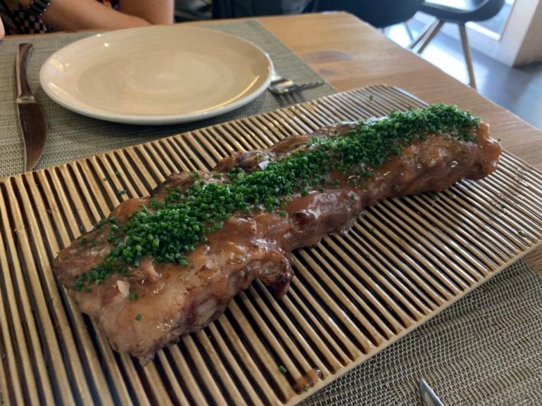 Kokoro Murcia - Costilla de cerdo asada