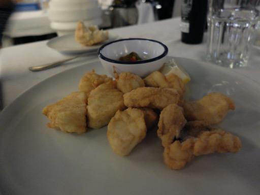 La Parrilla del Barril - Delicias de pixin