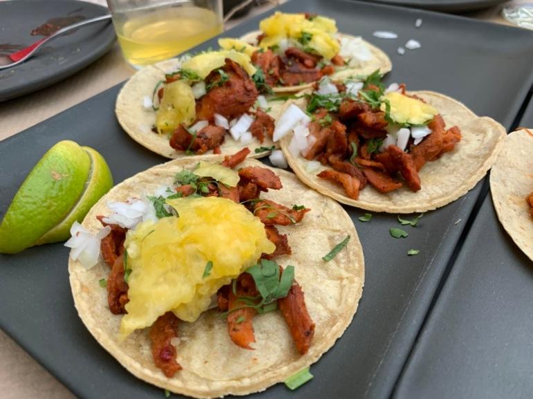 Los Guacamoles Montecarmelo - Tacos Pastor