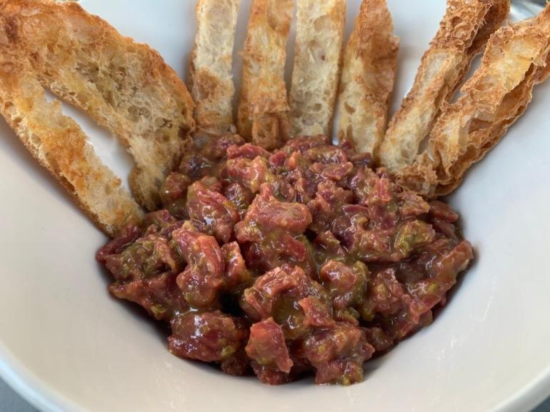 La Cuadrilla Montecarmelo - Steak Tartare