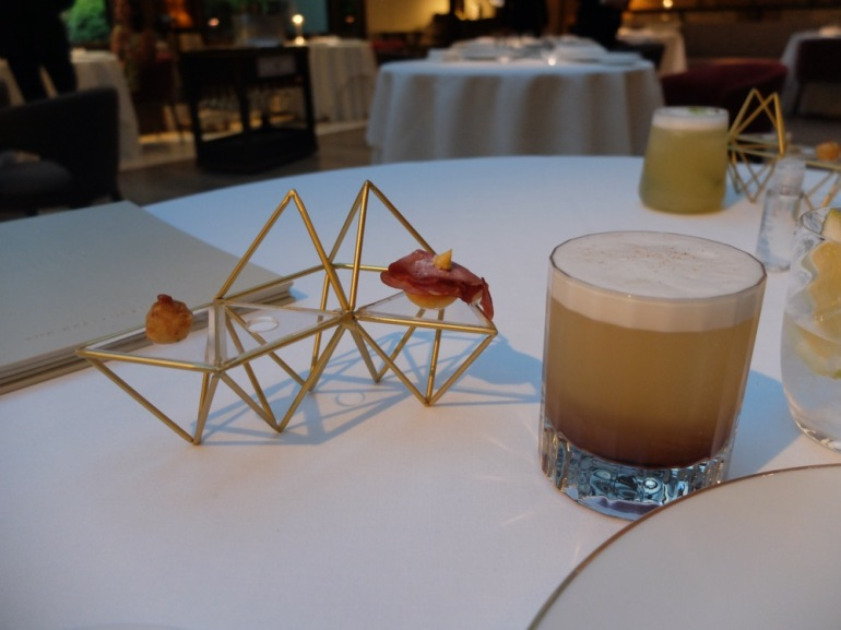 Saddle Madrid - Whisky Sour y Aperitivos